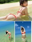 Momotsuki Nashiko swimsuit bikini picture007