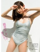 Momotsuki Nashiko swimsuit bikini picture011