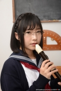 Shirasaka Yui Underwear picture of a girl in a sailor suit temptation to undress038
