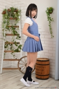 Shirasaka Yui Underwear Pictures of young ladys uniform004