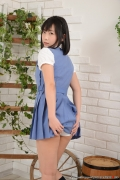 Shirasaka Yui Underwear Pictures of young ladys uniform011
