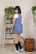 Shirasaka Yui Underwear Pictures of young ladys uniform013