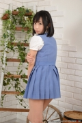 Shirasaka Yui Underwear Pictures of young ladys uniform014