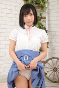 Shirasaka Yui Underwear Pictures of young ladys uniform048