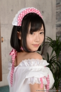 Shirasaka Yui maidservant undressing exposure012