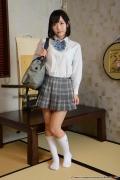 Shirasaka Yui Uniform Shirt001