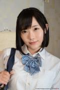 Shirasaka Yui Uniform Shirt003