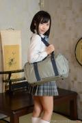 Shirasaka Yui Uniform Shirt005