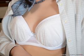 Shirasaka Yui Uniform Shirt035
