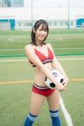 Otsuki Riko Swimsuit Gravure Cat Bikini Soccer Girl Mismaga 2020008