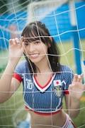 Otsuki Riko Swimsuit Gravure Cat Bikini Soccer Girl Mismaga 2020006