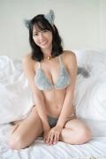 Ootsuki Riko Swimsuit Gravure Bold Cat Bikini 2020001