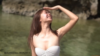 Asuka Kawazu A swimsuit bikini gravure Kamen Rider Saber as heroine Mei Sudo 2020033
