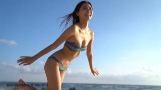 Asuka Kawazu A swimsuit bikini gravure Kamen Rider Saber as heroine Mei Sudo 2020064