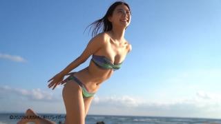 Asuka Kawazu A swimsuit bikini gravure Kamen Rider Saber as heroine Mei Sudo 2020065
