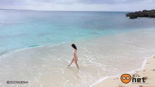 Koike Rina Swimwear Bikini Gravure Miracle at 27 years old 2020002