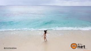 Koike Rina Swimwear Bikini Gravure Miracle at 27 years old 2020006
