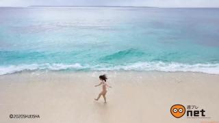 Koike Rina Swimwear Bikini Gravure Miracle at 27 years old 2020007