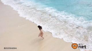 Koike Rina Swimwear Bikini Gravure Miracle at 27 years old 2020011