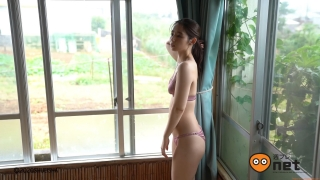 Koike Rina Swimwear Bikini Gravure Miracle at 27 years old 2020015