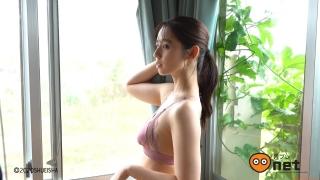 Koike Rina Swimwear Bikini Gravure Miracle at 27 years old 2020022