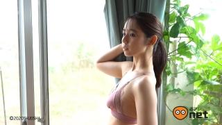 Koike Rina Swimwear Bikini Gravure Miracle at 27 years old 2020024