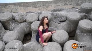 Koike Rina Swimwear Bikini Gravure Miracle at 27 years old 2020029