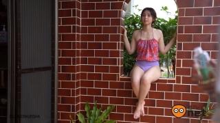 Koike Rina Swimwear Bikini Gravure Miracle at 27 years old 2020032