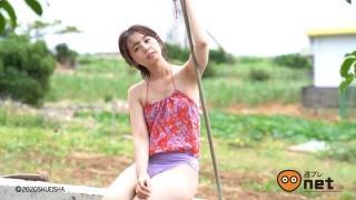 Koike Rina Swimwear Bikini Gravure Miracle at 27 years old 2020040