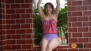 Koike Rina Swimwear Bikini Gravure Miracle at 27 years old 2020039