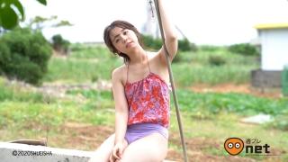 Koike Rina Swimwear Bikini Gravure Miracle at 27 years old 2020041