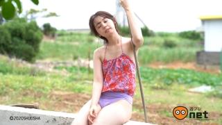 Koike Rina Swimwear Bikini Gravure Miracle at 27 years old 2020042