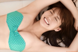 Ayako Iguchi gravure swimsuit picture the last two months of active female college students002