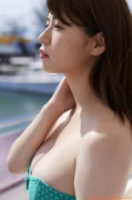 Ayako Iguchi gravure swimsuit picture the last two months of active female college students008