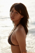 Ayako Iguchi gravure swimsuit picture the last two months of active female college students027