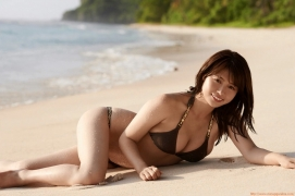 Ayako Iguchi gravure swimsuit picture the last two months of active female college students031