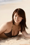 Ayako Iguchi gravure swimsuit picture the last two months of active female college students033
