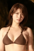 Ayako Iguchi gravure swimsuit picture the last two months of active female college students034
