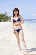 Ayako Iguchi gravure swimsuit picture the last two months of active female college students043