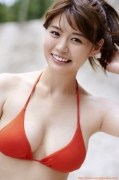 Ayako Iguchi gravure swimsuit picture the last two months of active female college students048