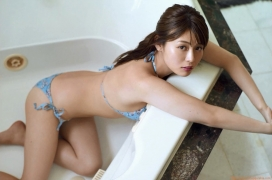 Ayako Iguchi gravure swimsuit picture the last two months of active female college students112