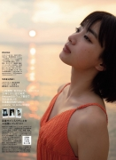 Akane Sakanoue Akane shows off her first and last swimsuit012