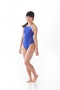 Hinako Tamaki swimming swimsuit gravure image Speedo Blue013