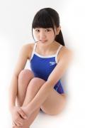 Hinako Tamaki swimming swimsuit gravure image Speedo Blue032