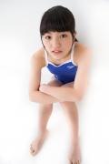 Hinako Tamaki swimming swimsuit gravure image Speedo Blue034