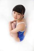 Hinako Tamaki swimming swimsuit gravure image Speedo Blue036