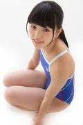 Hinako Tamaki swimming swimsuit gravure image Speedo Blue038