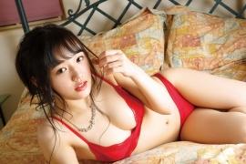 Sakio Ando swimsuit bikini gravure Happy Aura in full bloom 2020003