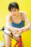 Sakio Ando swimsuit bikini gravure Happy Aura in full bloom 2020012