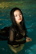 Sakio Ando swimsuit bikini gravure Happy Aura in full bloom 2020005